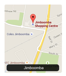 Our Jimboomba office is at Shop 32 Jimboomba Shopping Centre